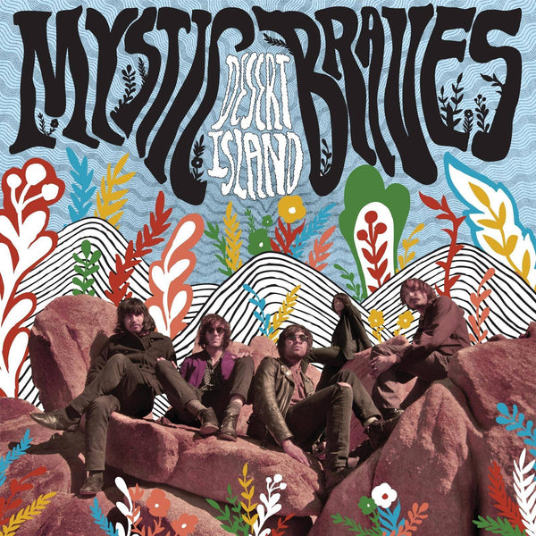 "MYSTIC BRAVES - ""Desert Island"" (CD)"