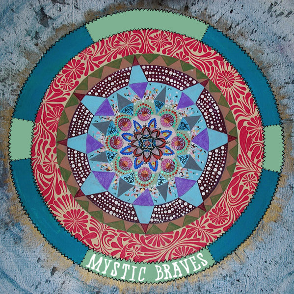"MYSTIC BRAVES - ""s/t"" (LP)"