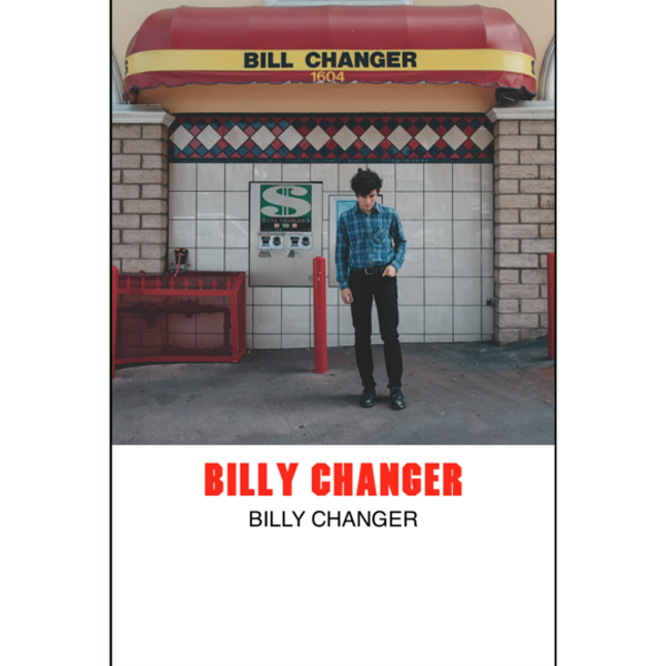 "BILLY CHANGER - ""s/t"" (CASS)"