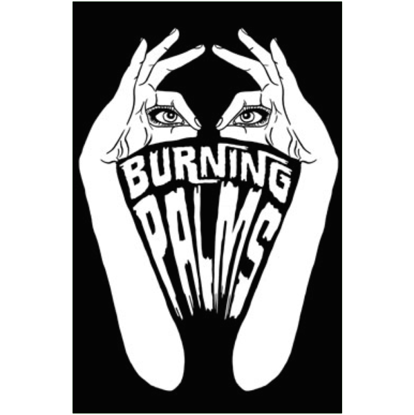 "BURNING PALMS -""s/t"" (CASS)"