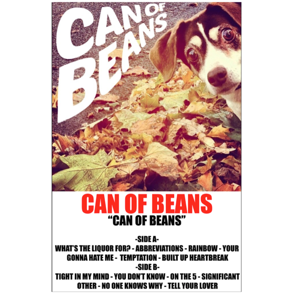 "CAN OF BEANS - ""s/t"" (CASS)"