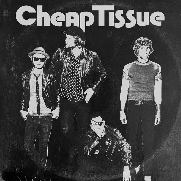 "CHEAP TISSUE - ""s/t"" (CD-R)"