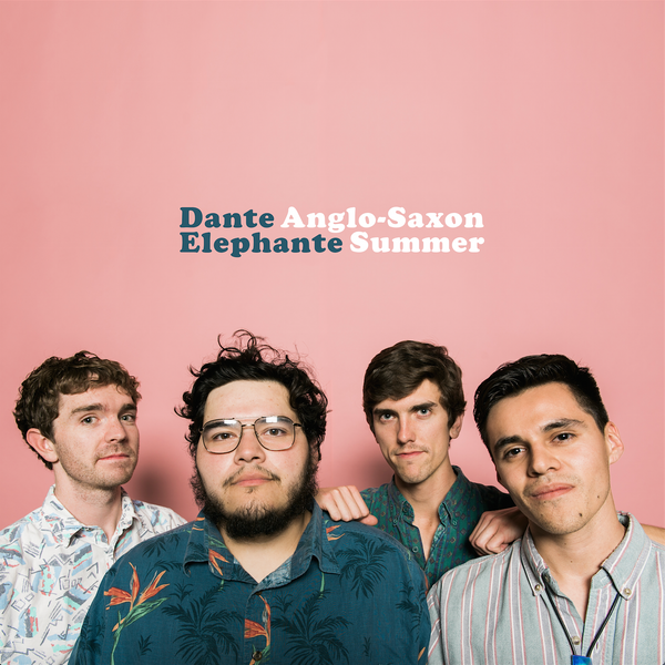 "DANTE ELEPHANTE - ""Anglo-Saxon Summer"" (CD)"