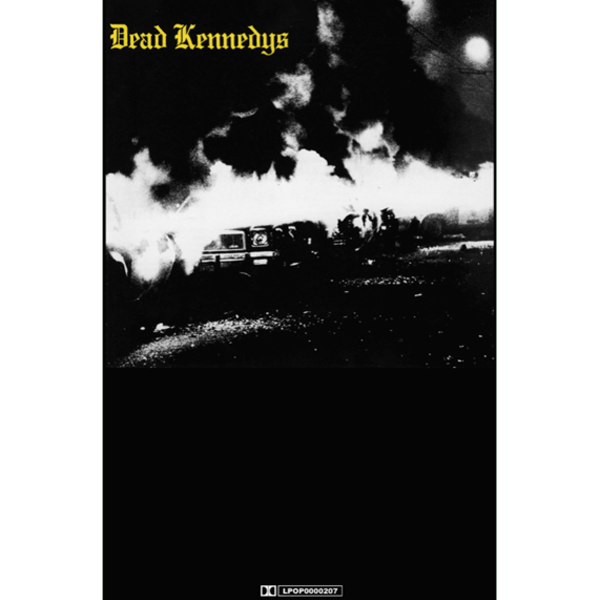 "DEAD KENNEDYS - ""Fresh Fruit For Rotting Vegetables"" (CASS)"