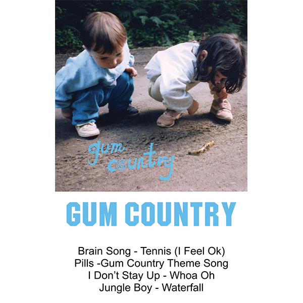 "Gum Country - ""s/t"" (CASS)"