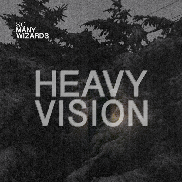"SO MANY WIZARDS - ""Heavy Vision"" (CD-R)"