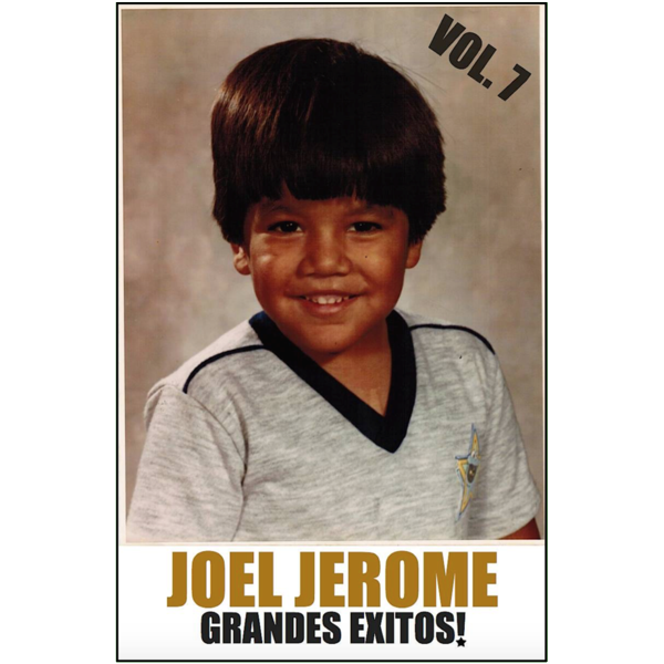 "JOEL JEROME - ""Grandes Exitos [Vol. 7]"" (CASS)"