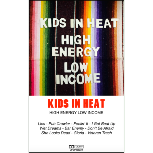 "KIDS IN HEAT - ""High Energy Low Income"" (CASS)"
