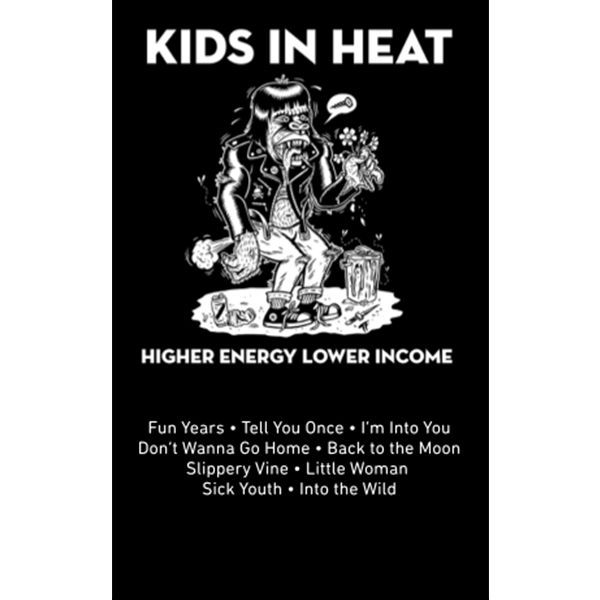 "KIDS IN HEAT - ""Higher Energy Lower Income"" (CASS)"