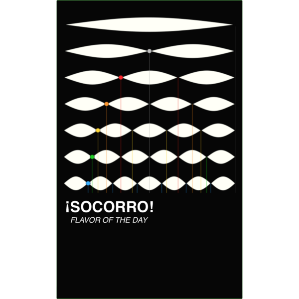 "SOCORRO - ""Flavor Of The Day"" (CASS)"