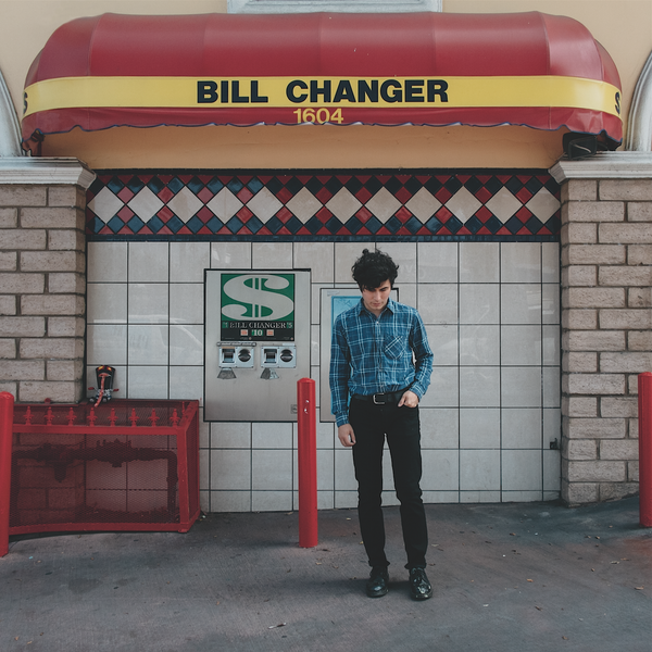 "BILLY CHANGER - ""s/t"" (LP) *white/blue vinyl*"