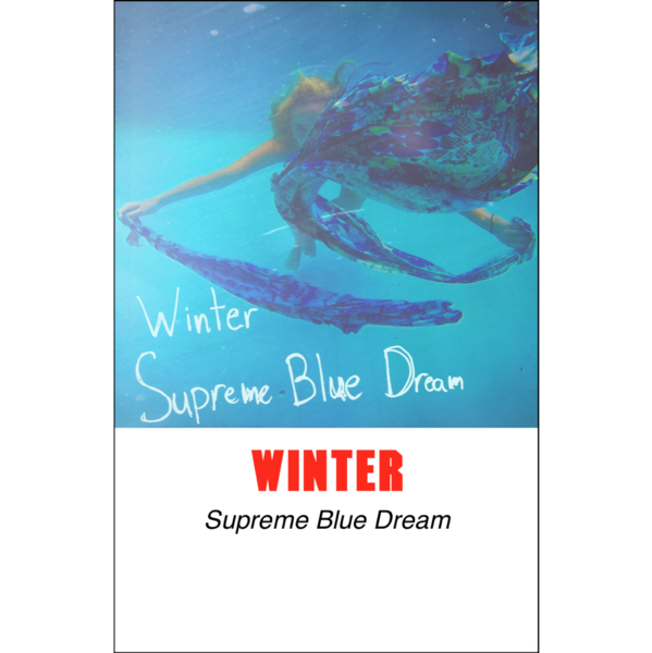 "WINTER - ""Supreme Blue Dream"" (CASS)"