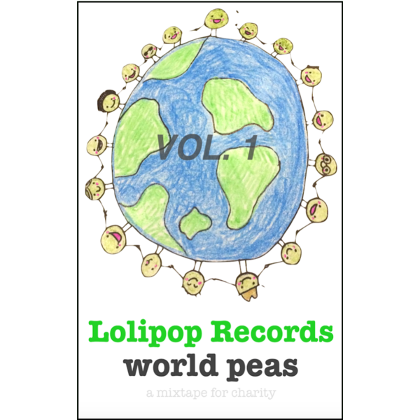 "LOLIPOP RECORDS - ""World Peas [Vol. I]"" (CASS)"