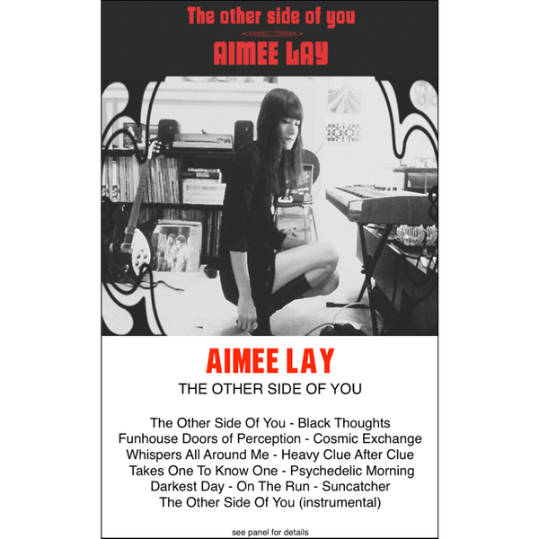 "AIMEE LAY - ""The Other Side of You"" (CASS)"