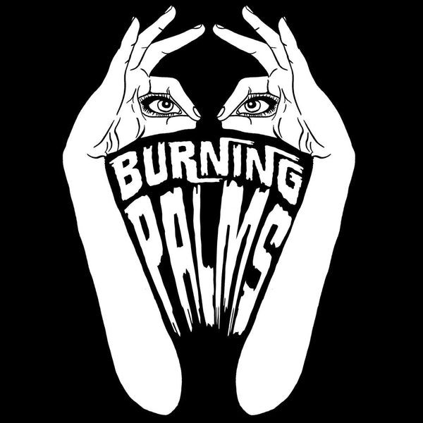 "BURNING PALMS - ""s/t"" (CD-R)"