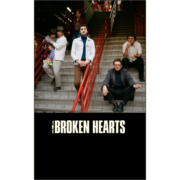 "THE BROKEN HEARTS - ""Lost In Little Tokyo"" (CASS)"