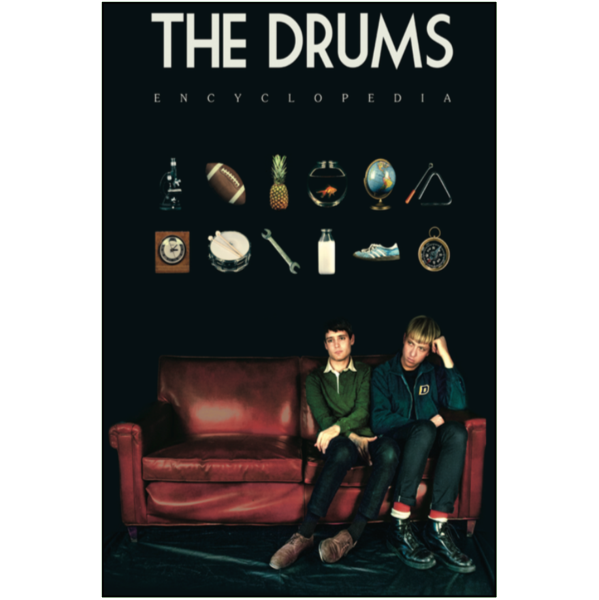 "THE DRUMS - ""Encyclopedia"" (CASS)"