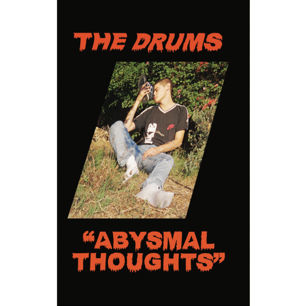 "THE DRUMS - ""Abysmal Thoughts"" (CASS)"
