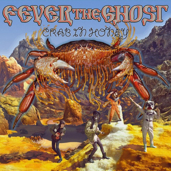 "FEVER THE GHOST - ""Crab in Honey"" (CASS)"