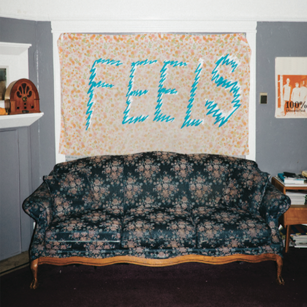 "FEELS - ""Live! At Gauchos Electronics"" (CD-R)"