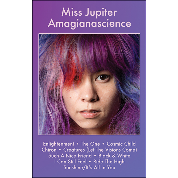 "MISS JUPITER - ""Amagianascience"" (CASS)"