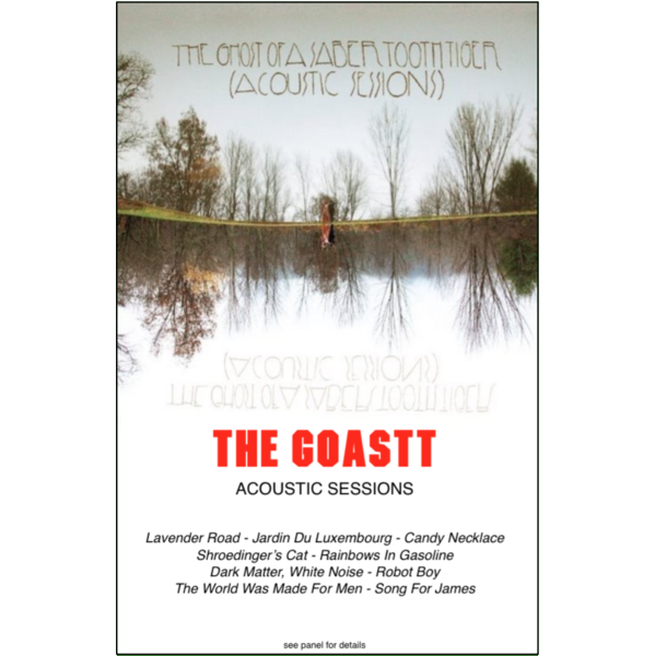 "THE GOASTT - ""Acoustic Sessions"" (CASS)"
