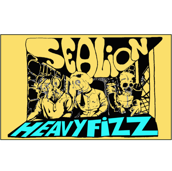 "SEALION - ""Heavy Fizz"" (CASS)"