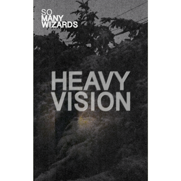 "SO MANY WIZARDS - ""Heavy Vision"" (CASS)"