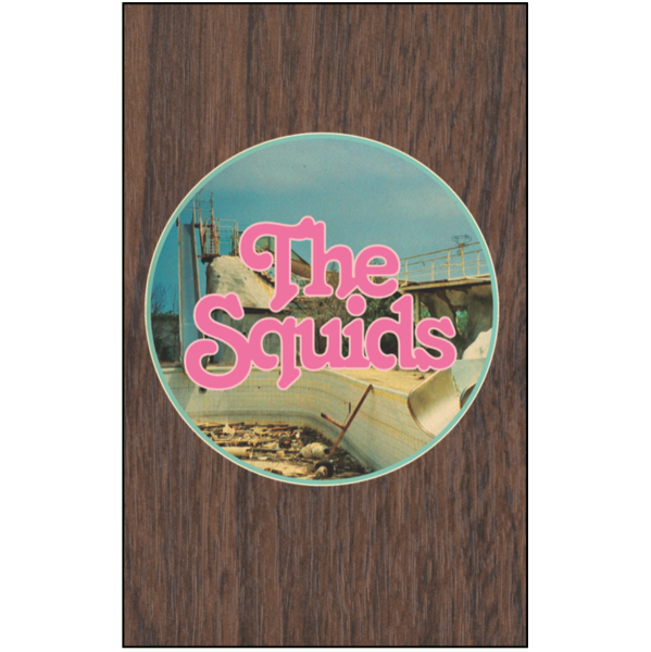 "THE SQUIDS - ""Wizard Of Loneliness"" (CASS)"