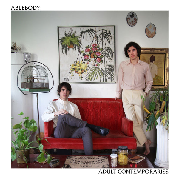 "ABLEBODY - ""Adult Contemporaries"" (CD-R)"