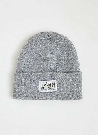 CABIN - WOVEN PATCH - GREY MARL