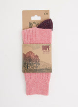 HOPE SOCK - ROSÈ