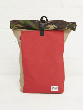 DERWENT ROLLTOP - RED