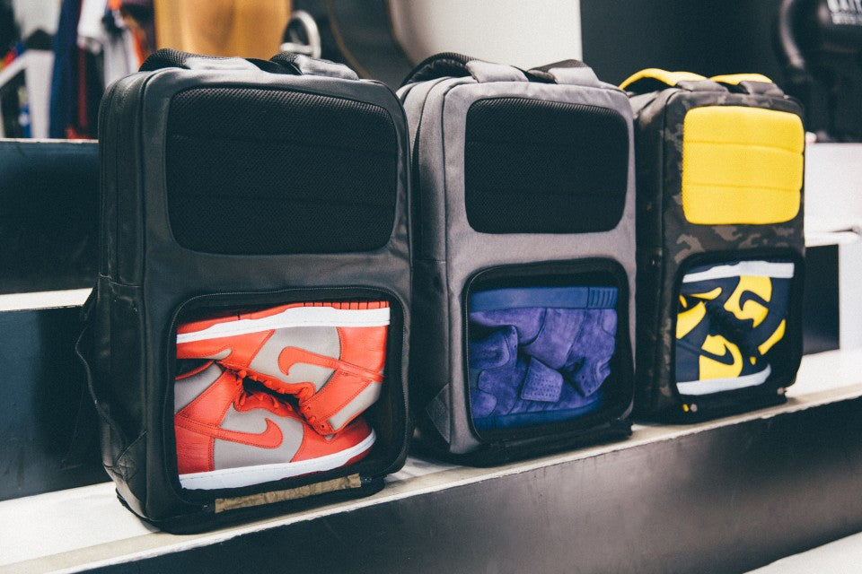 Product Spotlight: Sneaker Backpack