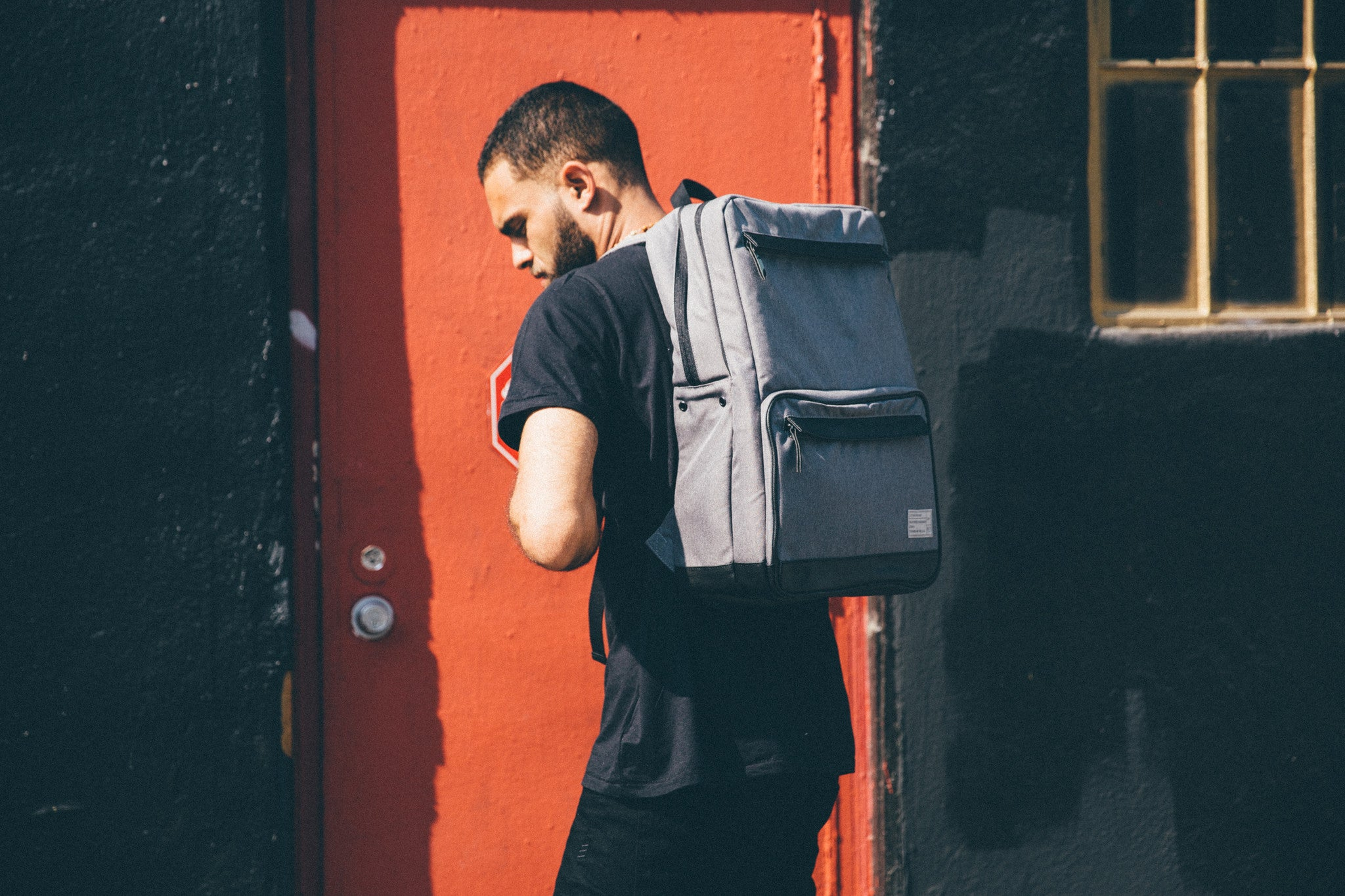 HEX Sneaker Backpack
