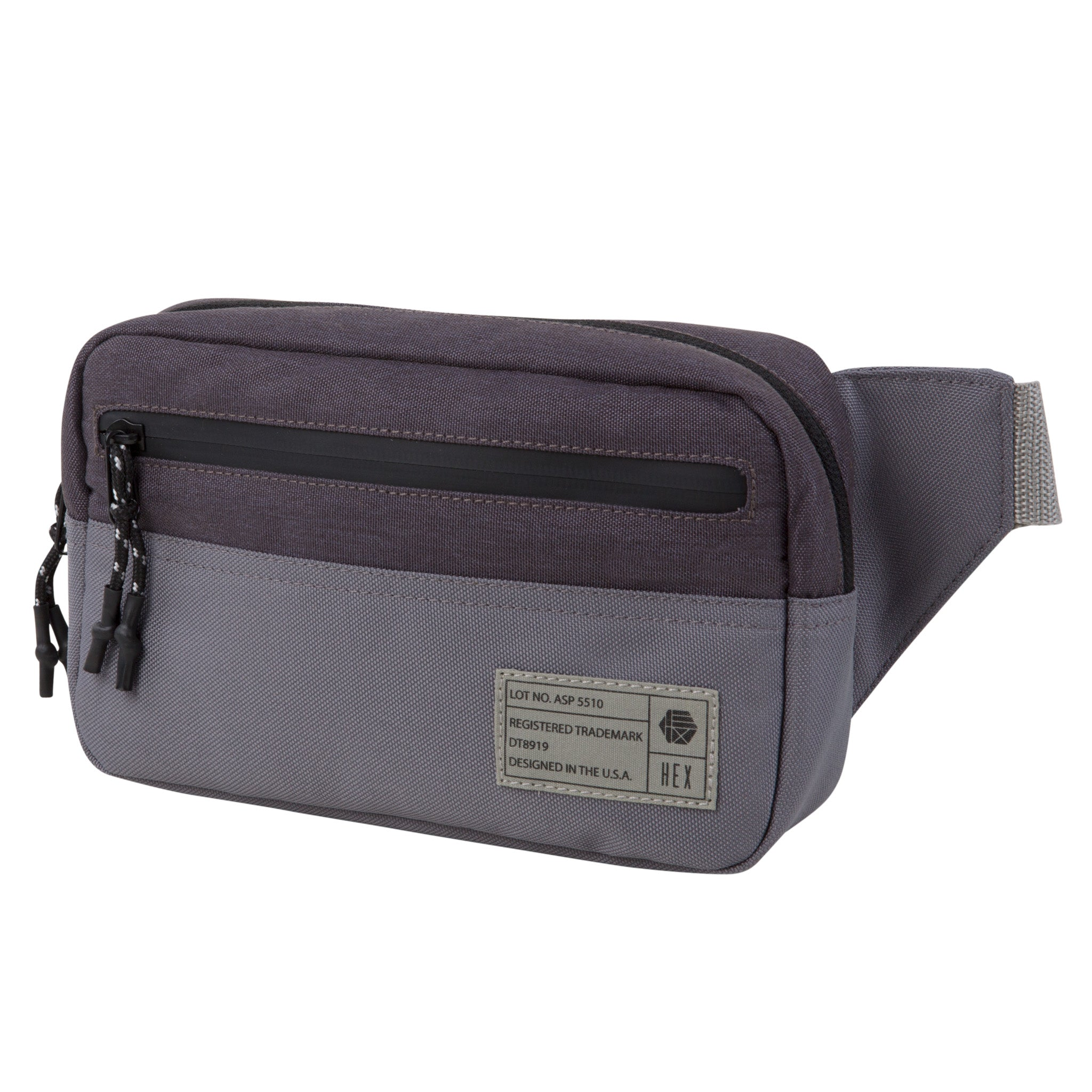 Aspect Grey Color Block Waist Pack fd44cfa705791