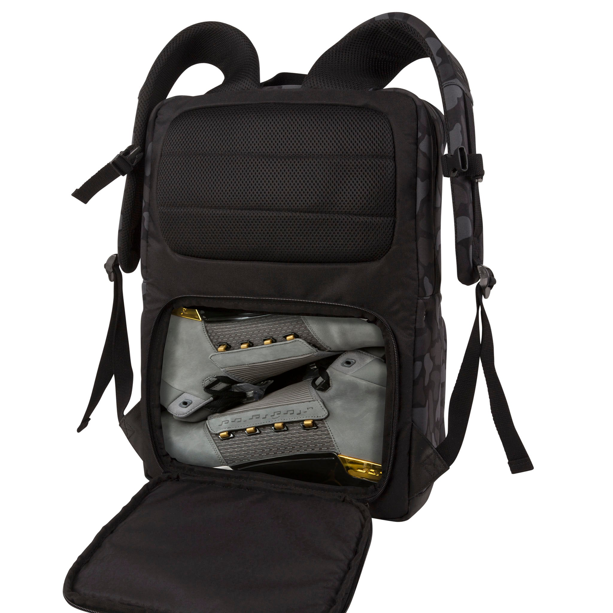 af2a2bab66 Shadow Camo Sneaker Backpack - HEX