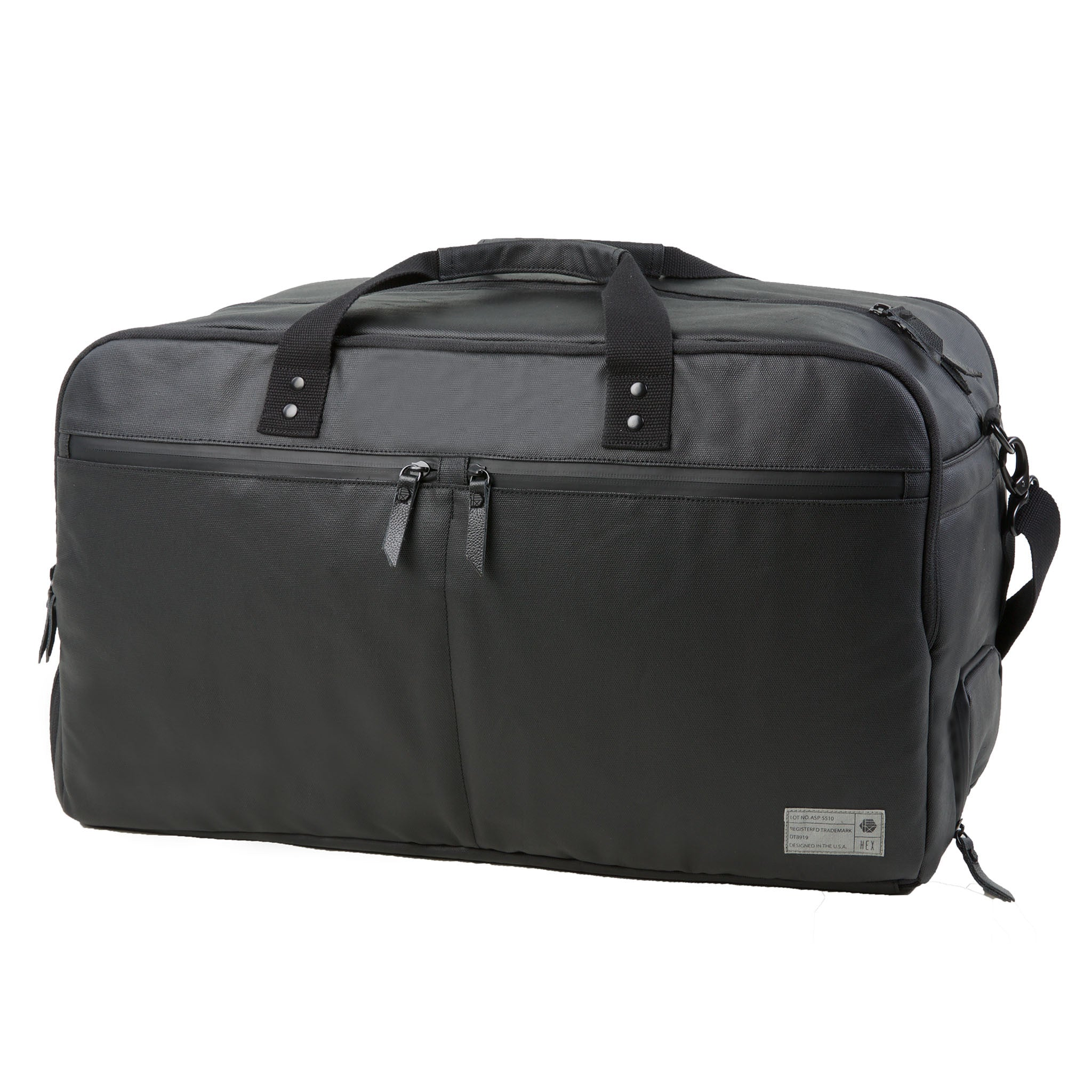 aa266f2035 Black Calibre Gym Duffel