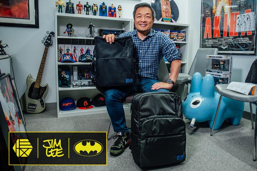 HEX x Jim Lee Comic Collector Backpack