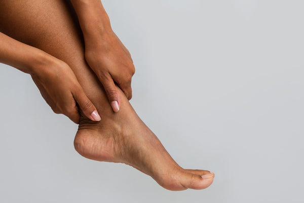 New Year - New Feet: Cure Dry, Cracked Heels for Good