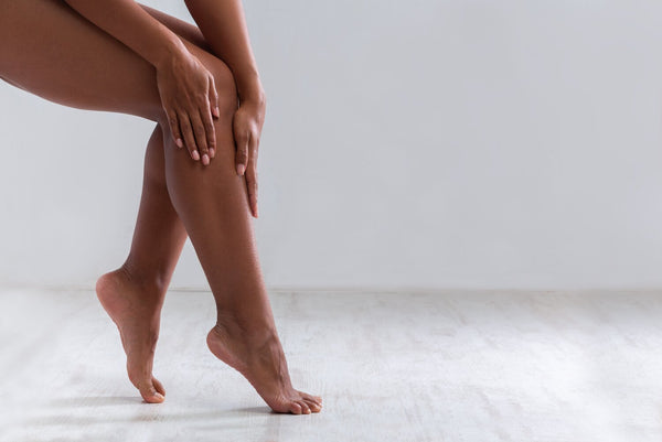 How to Treat Hyperpigmentation on Feet & Legs