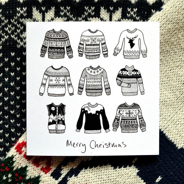 Christmas Jumpers Card
