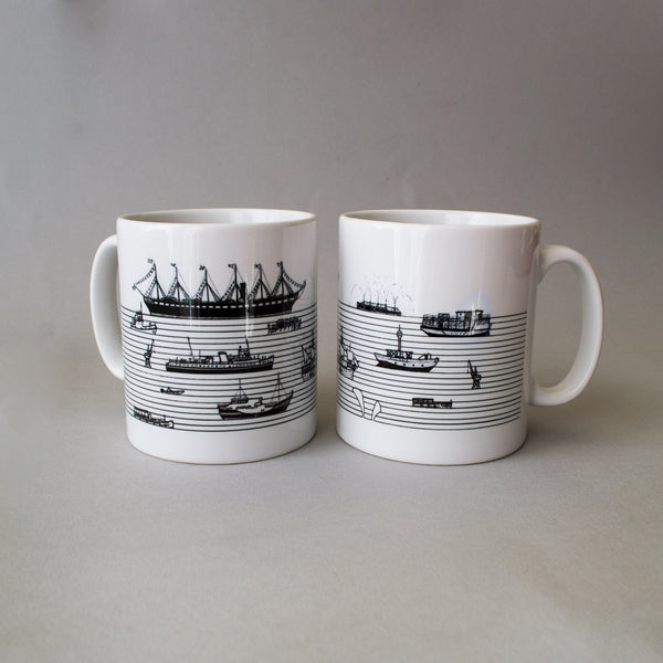 Shipshape and Bristol Fashion Mug