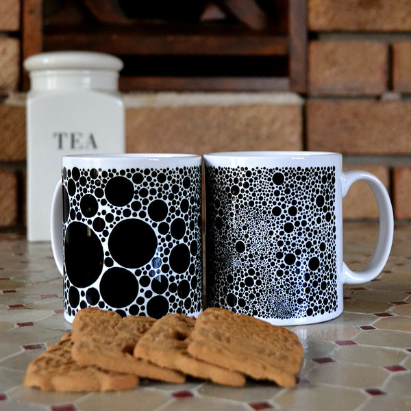 States of Matter Mug: Solid