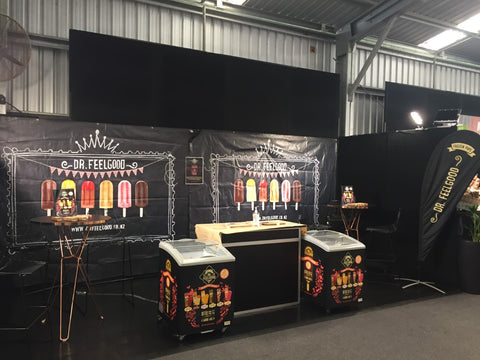 Foodstuffs Expo Trade Stand