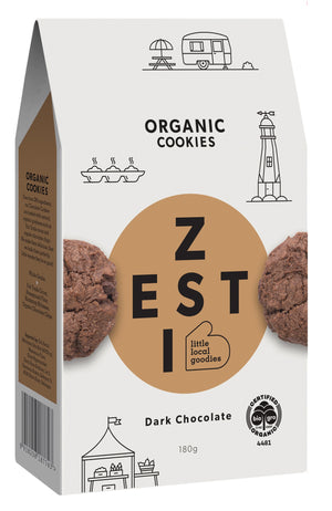 Load image into Gallery viewer, Zesti Organic Cookies
