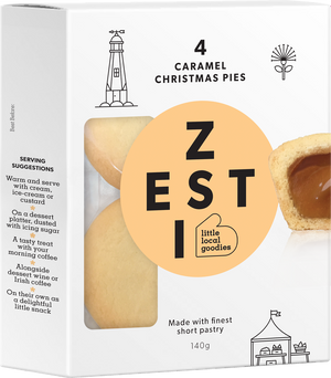 Load image into Gallery viewer, Zesti Caramel Pie Pack