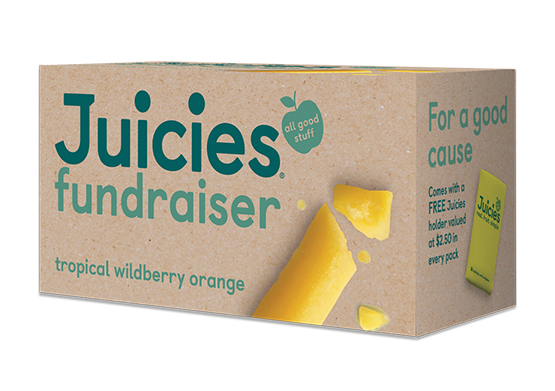 Juicies Fundraiser 10-Pack x 12