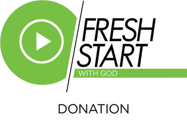 Fresh Start with God Book (+donation)