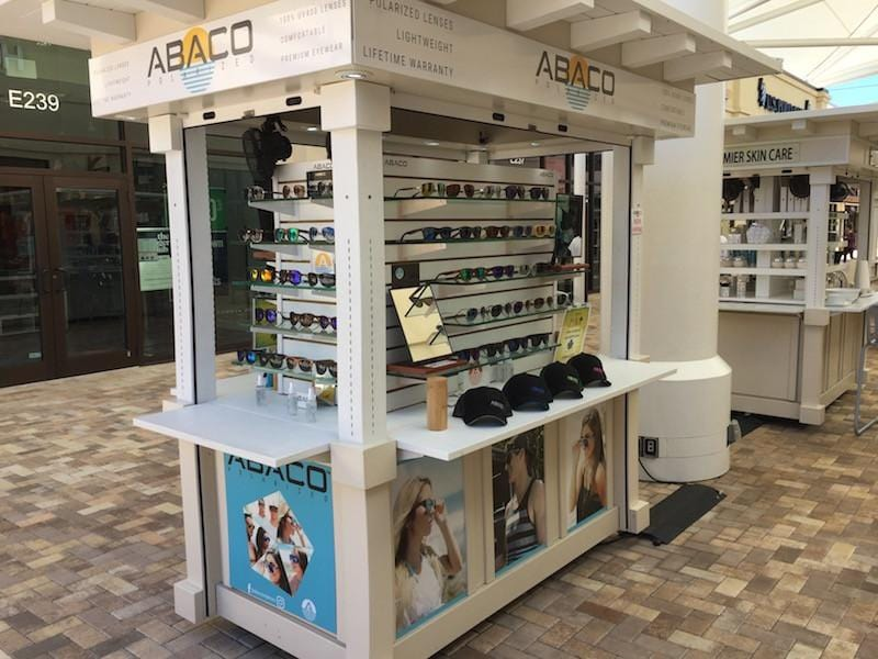 Abaco Polarized Sunglasses opens in Palm Beach Outlet Mall